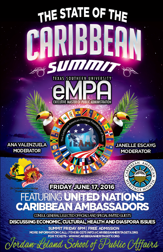 The State of the Caribbean Summit - June 17, 2016