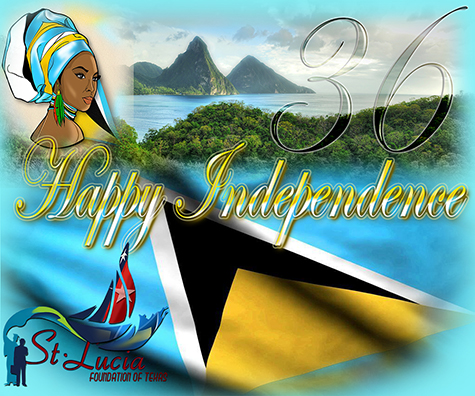 Saint Lucia Celebrates 36th Anniversary of Independence 2015