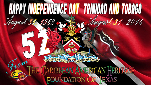 Trinidad and Tobago Celebrates 52nd Anniversary of Independence